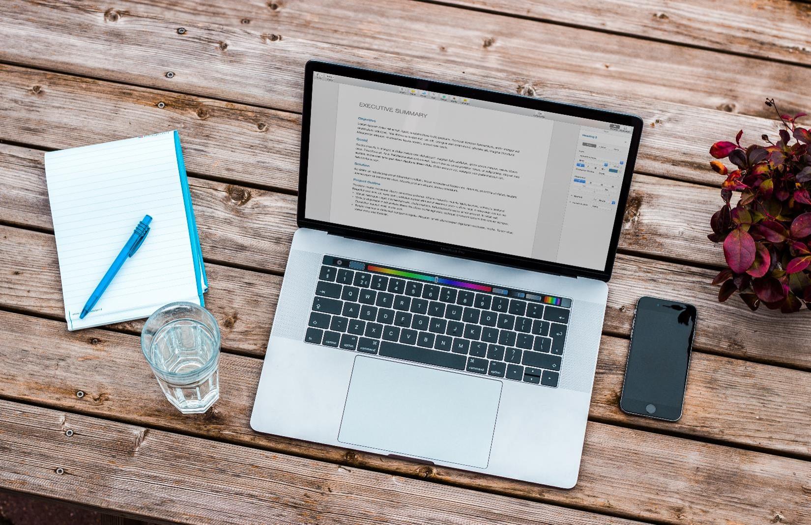 É possível ser produtivo no trabalho com a ajuda da internet!
